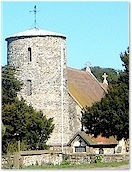 Church Tower - St. Mary's, Burnham Deepdale